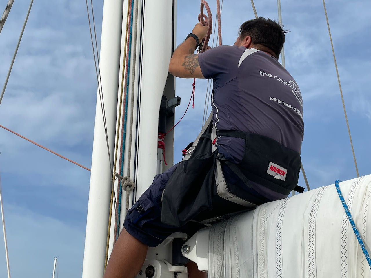 Removing the Boom